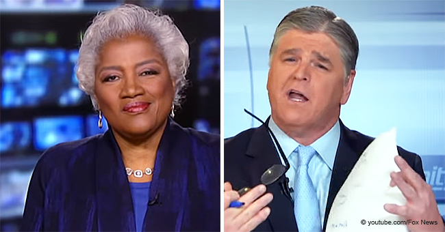 Fox News Viewers Outraged, Turn off Their TVs during Donna Brazile's First Appearance This Week