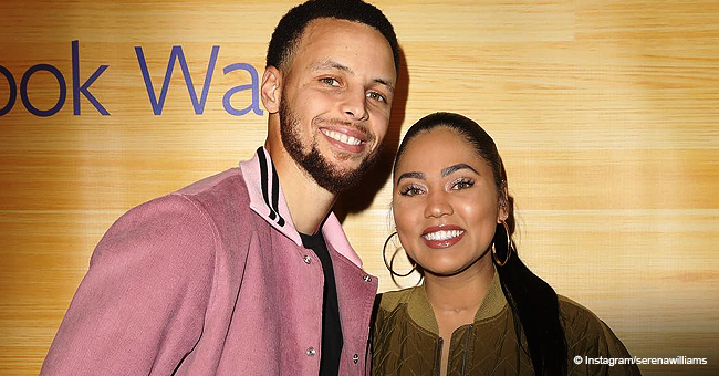 Steph & Ayesha Curry's Son Canon Shows His Swag at 9 Months (Photo)
