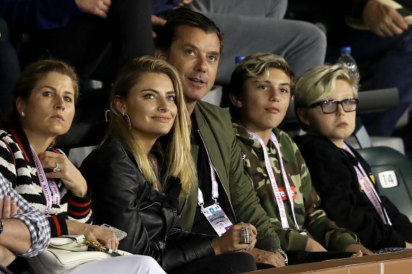 Sophia Thomalla und Gavin Rossdale, BNP Paribas Open - Tag 6, 2018 | Quelle: Getty Images