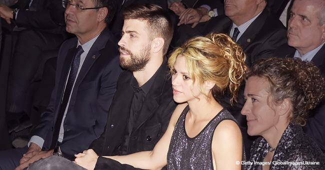 Reportan que Shakira y su marido atraviesan dificultades en su relación