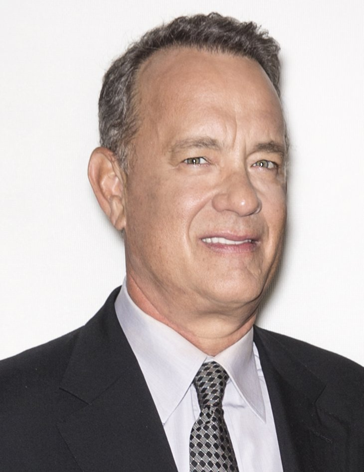 Tom Hanks during 'The Circle' screening during the 2017 Tribeca Film Festival. | Source: Shutterstock
