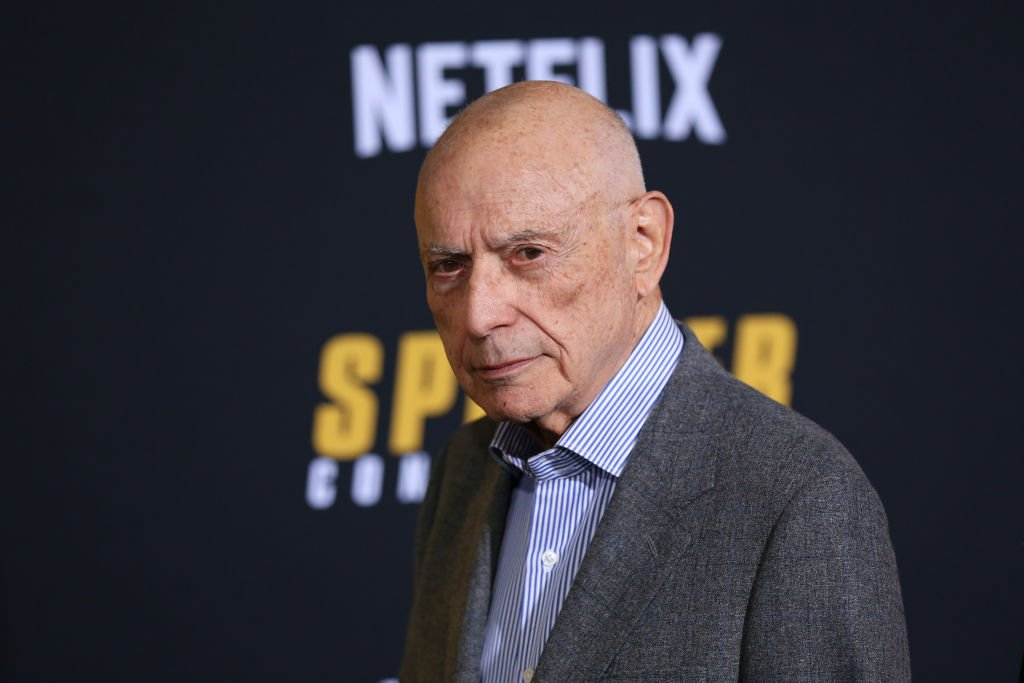 """Alan Arkin at the premiere of Netflix's """"Spenser Confidential"""" at Regency Village Theatre on February 27, 2020 