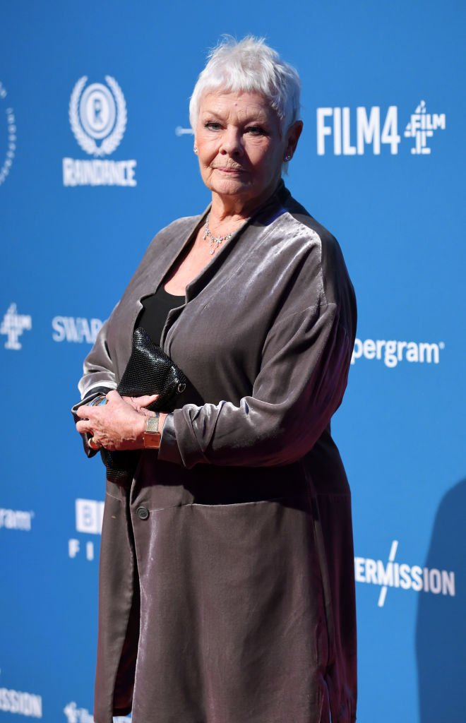 Dame Judi Dench at the 21st British Independent Film Awards on December 2, 2018 | Photo: Getty Images