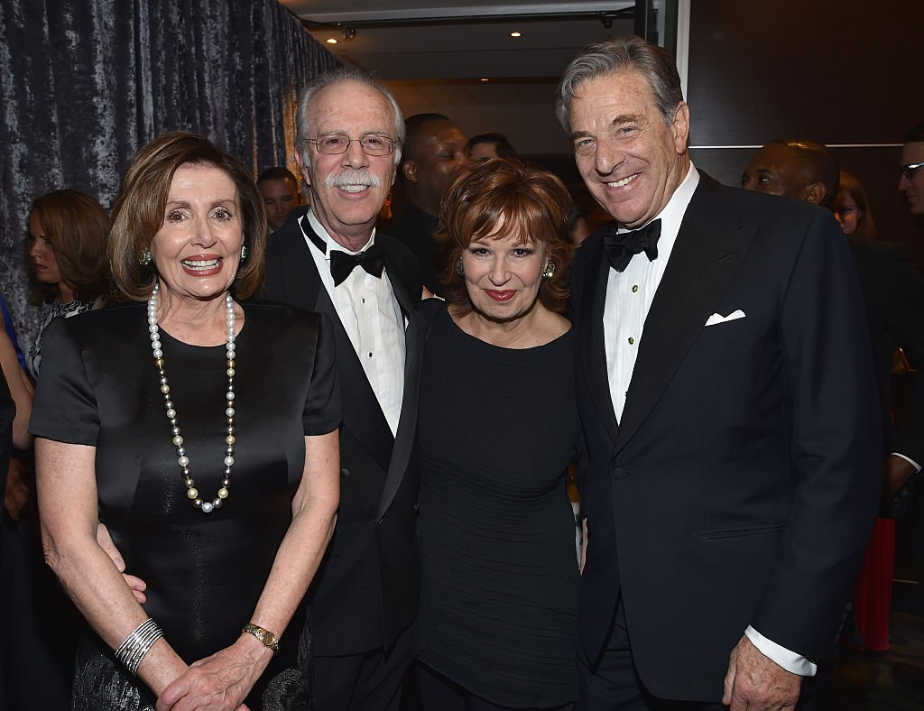 Joy Behar, Steve Janowitz, and friends on April 30, 2016 in Washington, DC | Source: Getty Images