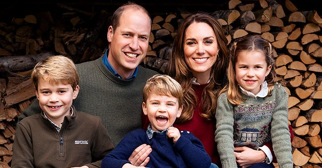 US Magazine: Prince William and Kate Middleton Thrilled to Spend Holidays without Homeschooling