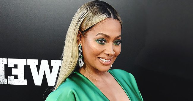 La La Anthony Shows off Her Stylish Hairstyle and Glowing Makeup in a New Video
