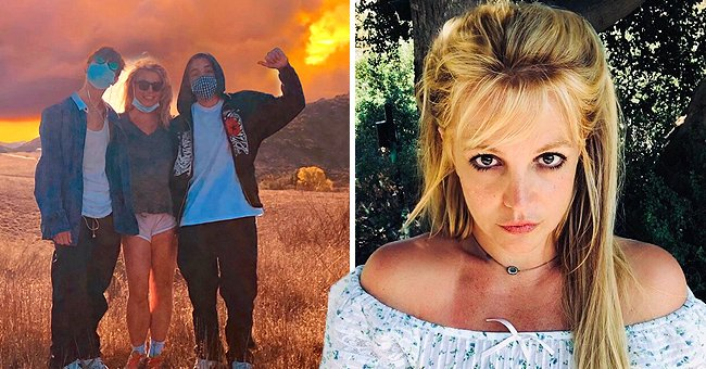 Britney Spears Is a Proud Mama in Rare Snap with Her Boys Sean & Jayden — See Her Sweet Message