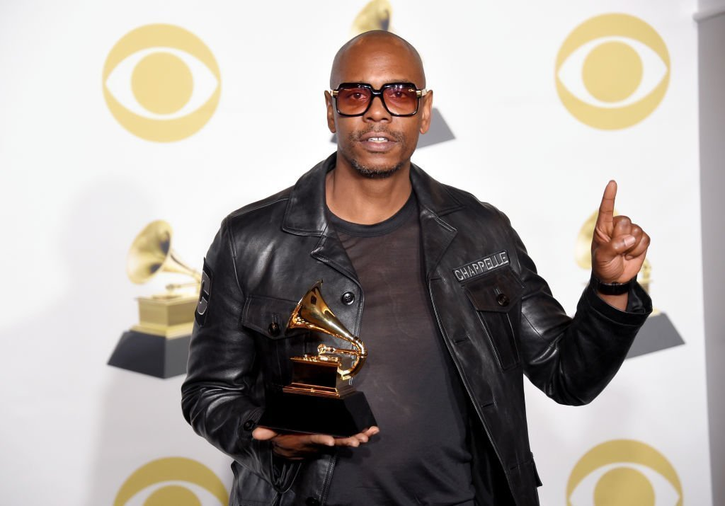 Dave Chappelle attends 60th Annual GRAMMY Awards. | Photo: GettyImages/Global Images of Ukraine