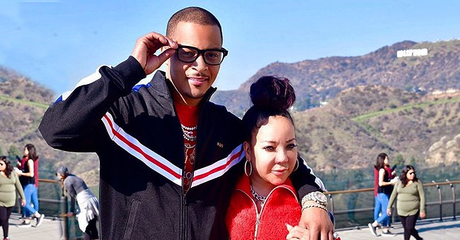 Tiny Harris Shares Video of Daughter Heiress Dancing to Xscape's 'Feel so Good'