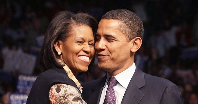 Michelle Obama Talks about Early Years of Romance with Barack in 'Becoming'