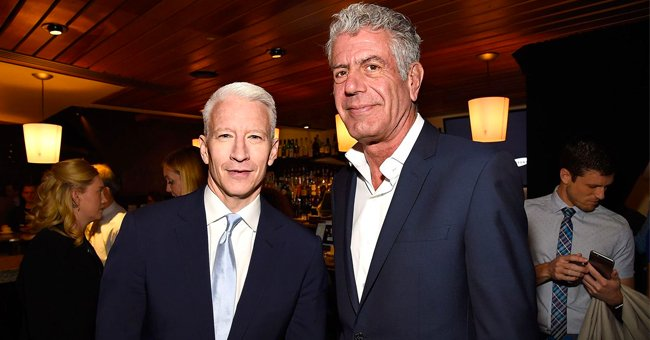 Anderson Cooper Gets Emotional Remembering His Late Friend Anthony Bourdain