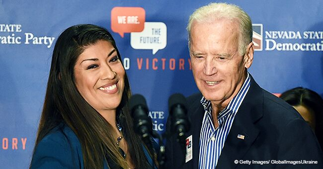 'I Was Mortified': Former Nevada Politician Reveals Joe Biden Kissed Her Head without Consent