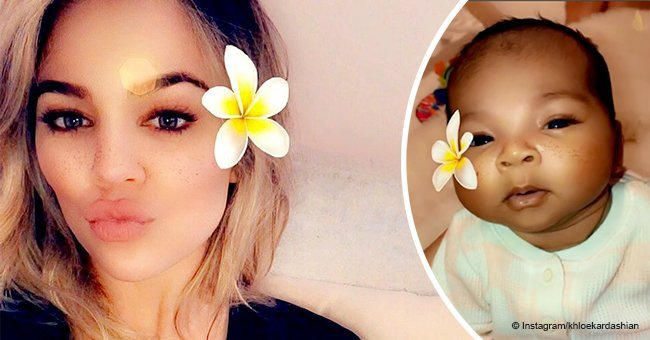Khloé Kardashian shares new video of her child amid preparing to move to LA