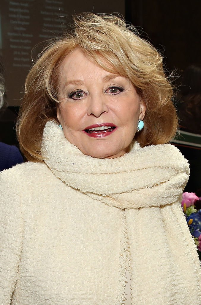 Barbara Walters attends the New York Public Library Lunch at The New York Public Library on April 13, 2016. | Photo: Getty Images