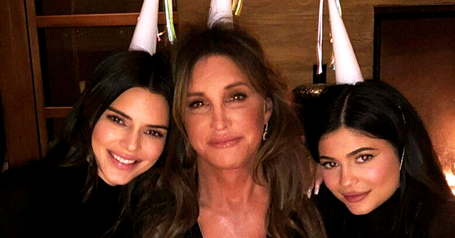 Kylie Jenner of KUWTK Throws Intimate Malibu Dinner for Caitlyn Jenner on Her 70th Birthday
