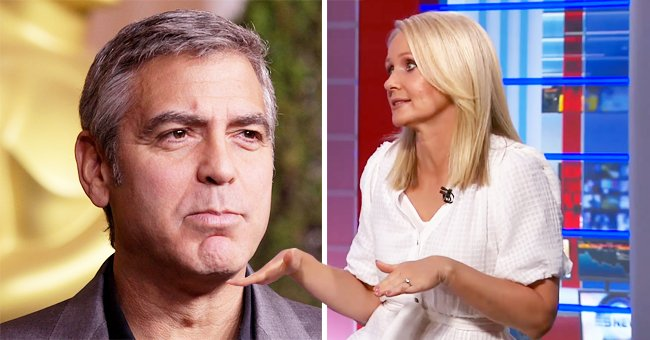 Livinia Nixon From Nine News Recalls Awkward Run-in With George Clooney — Here's What Happened