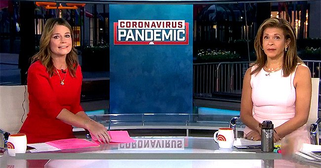 Savannah Guthrie Returns to 'Today' Studio after Social Distancing at Home Due to COVID Fears