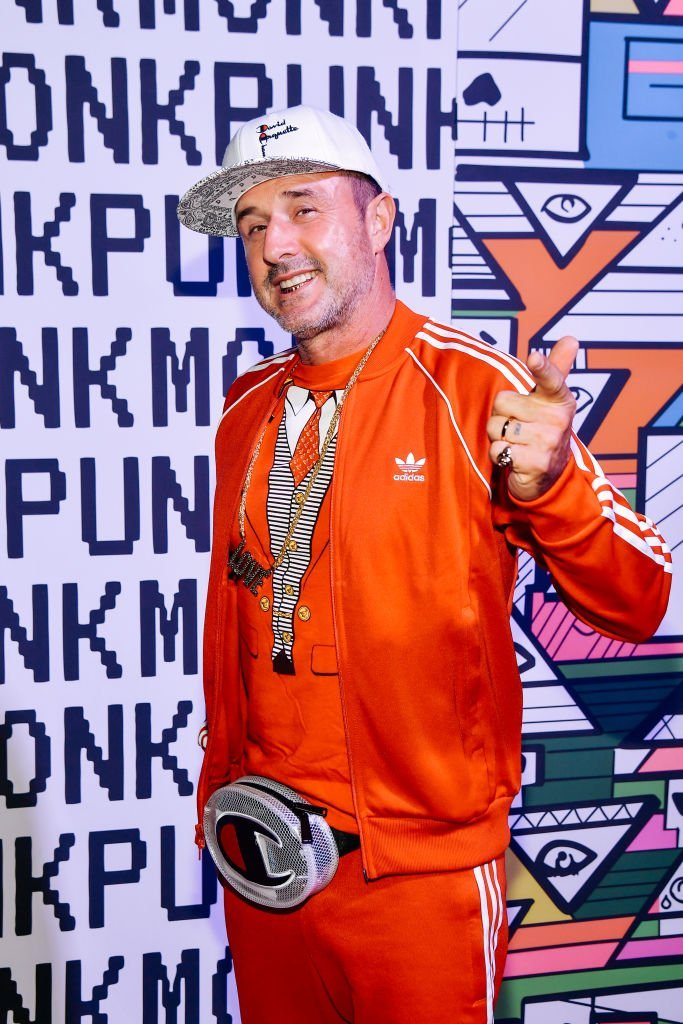 David Arquette attends the celebration of the opening of Balt Getty's new store, Monk Punk | Getty Images
