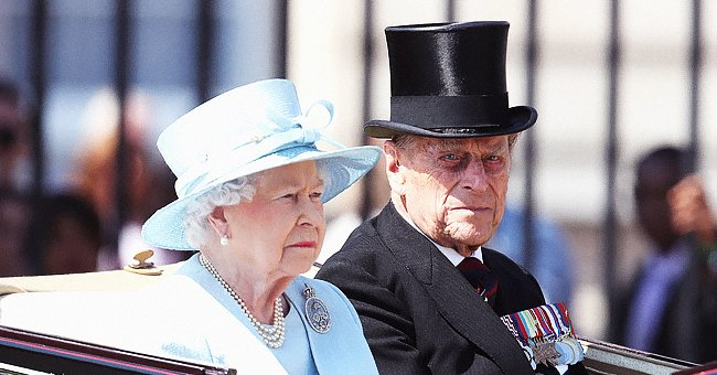 How the Queen Paid Tribute to Prince Philip during Her 1st Appearance since His Hospitalization