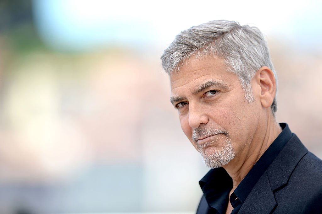 """George Clooney attends the """"Money Monster"""" photocall during the 69th annual Cannes Film Festival on May 12, 2016, in Cannes, France. 