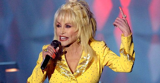 Dolly Parton Looks Unrecognizable in Stunning TBT Photo from Film Set — Fans Flood the Comments