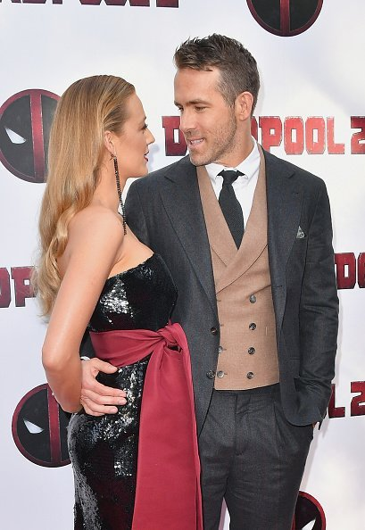 "Ryan Reynolds und Blake Lively, ""Deadpool 2"" New York Screening, New York City, 2018 