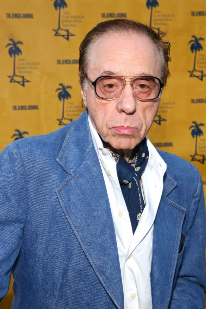 Director Peter Bogdanovich at the LA Jewish Film Festival Opening Night Gala at Ahrya Fine Arts Theater on May 02, 2019 | Photo: Getty Images