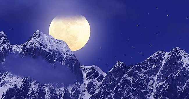 Snow Moon, 2020's First Supermoon, Will Be Visible This Weekend