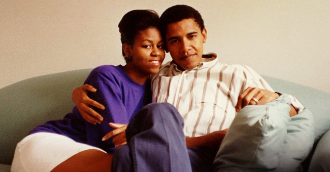 Barack Obama Recalls How He Came to Chicago in His 20s as He Shares Throwback Pic with Michelle