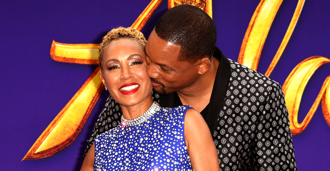 Jada Pinkett-Smith Shares Her Views on Conventional Marriage & the Word 'Wife'