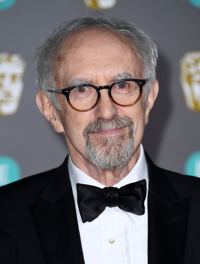 Jonathan Pryce on February 02, 2020 in London, England   Photo: Getty Images