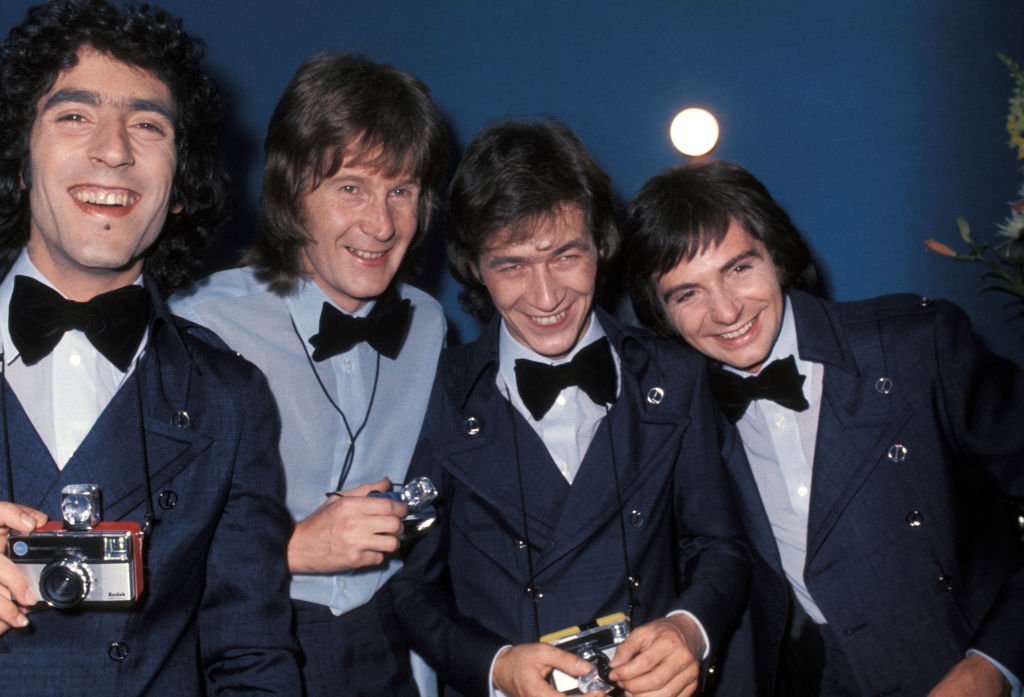 Le groupe musical Les Charlots, circa 1970, France. | Photo : Getty Images