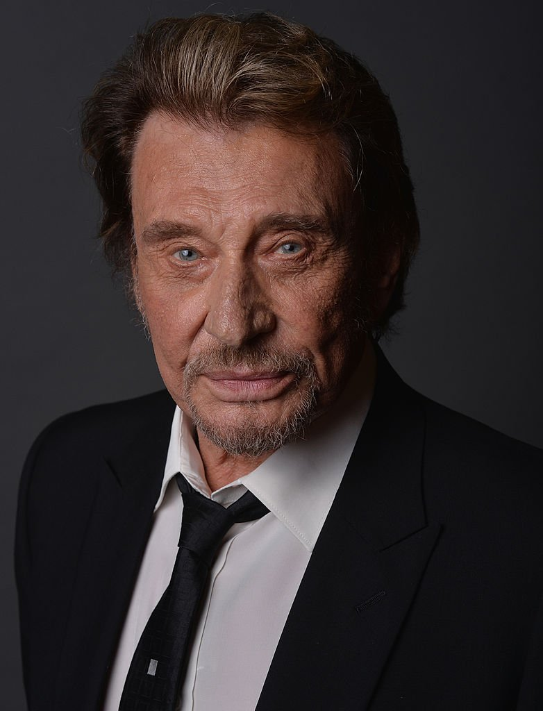 Portrait de Johnny Hallyday. | Photo : Getty Images