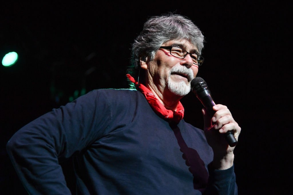 Randy Owen performs during Alabama's 50th Anniversary Tour at Smoothie King Center | Photo: Getty Images