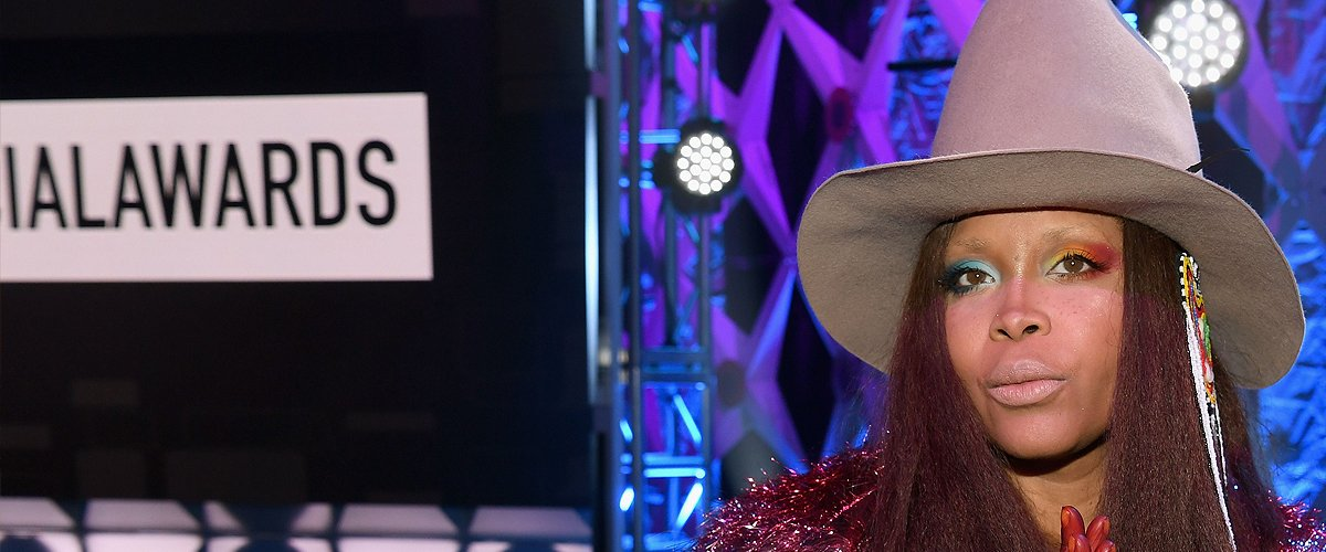 Meet Erykah Badu's Three Baby Daddys & Check Out Her Thoughts about Each of Them