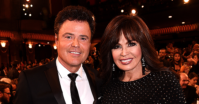 Marie Osmond of 'The Talk' and Her Family Share Warm Birthday Wishes to Brother Tom as He Turns 72