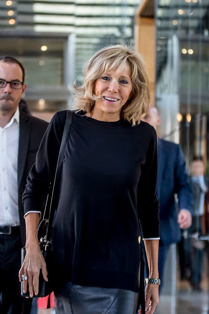 Brigitte Macron | source : Getty Images