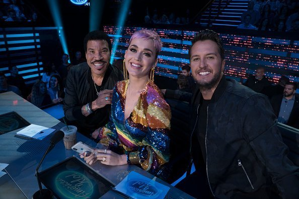American idol judges. | Photo: Getty Images