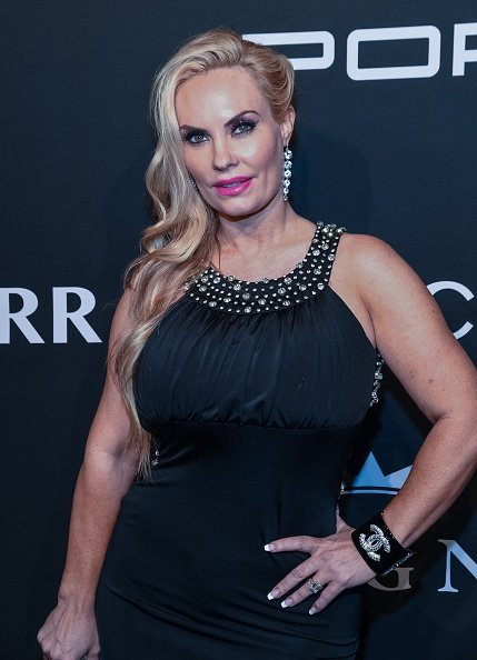 Coco Austin at the Angel Ball 2019 at Cipriani Wall Street on October 28, 2019 | Photo: Getty Images