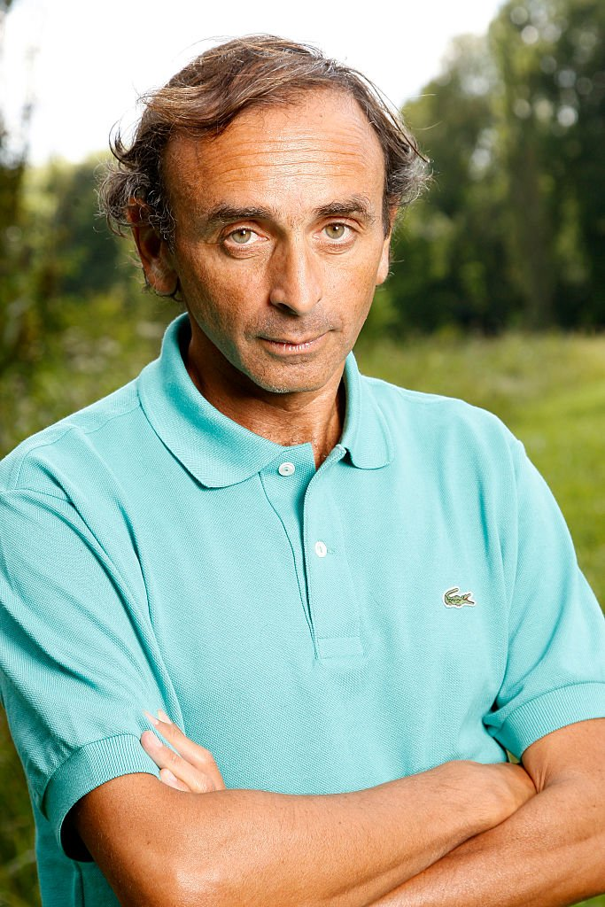 Portait d'Eric Zemmour. | Photo : Getty Images