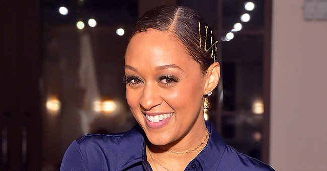 Tia Mowry's Only Daughter Cairo Looks like Mom's Mini-Me in Sweet New Photos
