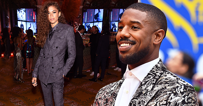 Michael B Jordan Reacts to Vote on Who Rocks the Same Suit Better: Him or Zendaya