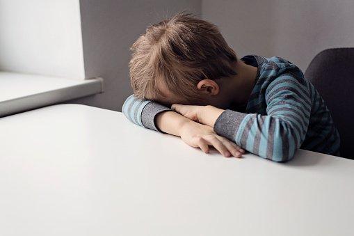 L'enfant triste   Source: Getty Images / Global Ukraine