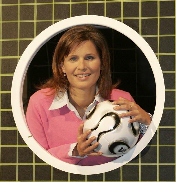 Katrin Müller-Hohenstein, Mainz, 2006 | Quelle: Getty Images