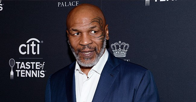 Mike Tyson Reveals He Used His Baby's Urine to Help Him Pass Drug Tests While Competing