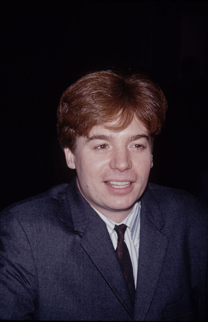 Mike Myers smiles for a portrait taken by The LIFE Picture Collection. | Source: Getty Images