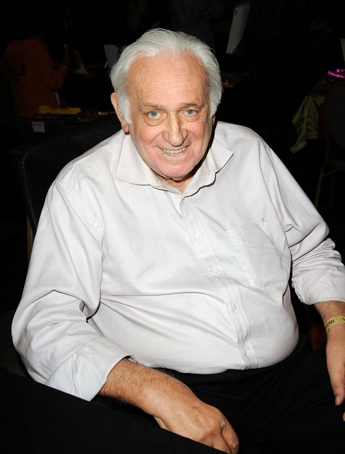 Carmine Caridi at Burbank Airport Marriott Hotel & Convention Center on October 6, 2012 in Burbank, California | Source: Getty Images