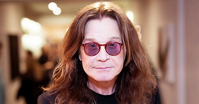 Ozzy Osbourne Thrills Fans with Old Shirtless Concert Photo