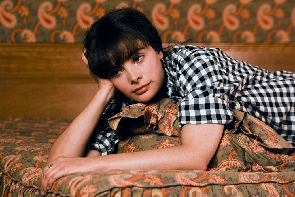 L'actrice française Marie Trintignant.    Photo : Getty Images