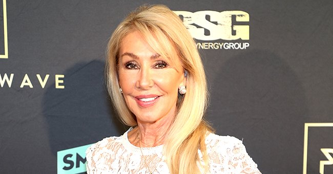 Caitlyn Jenner's Ex-Wife Linda Thompson Posts Pics of Their Son Brandon & His Pregnant Girlfriend at a Christmas Party